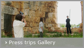 Press Trips Gallery